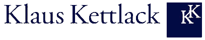 Logo: Rechtsanwalt Klaus Kettlack